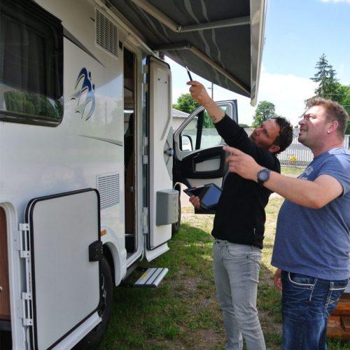 Team- Reisemobilvermietung Gotha - Appartement On Tour