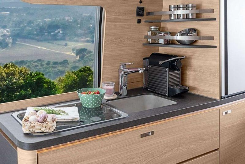 Knaus Kastenwagen mit Küche