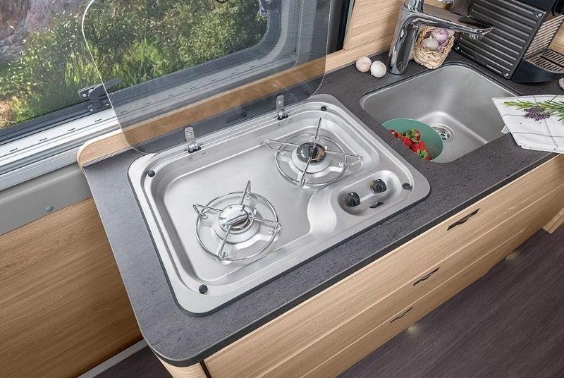 Kastenwagen mit Küche mieten