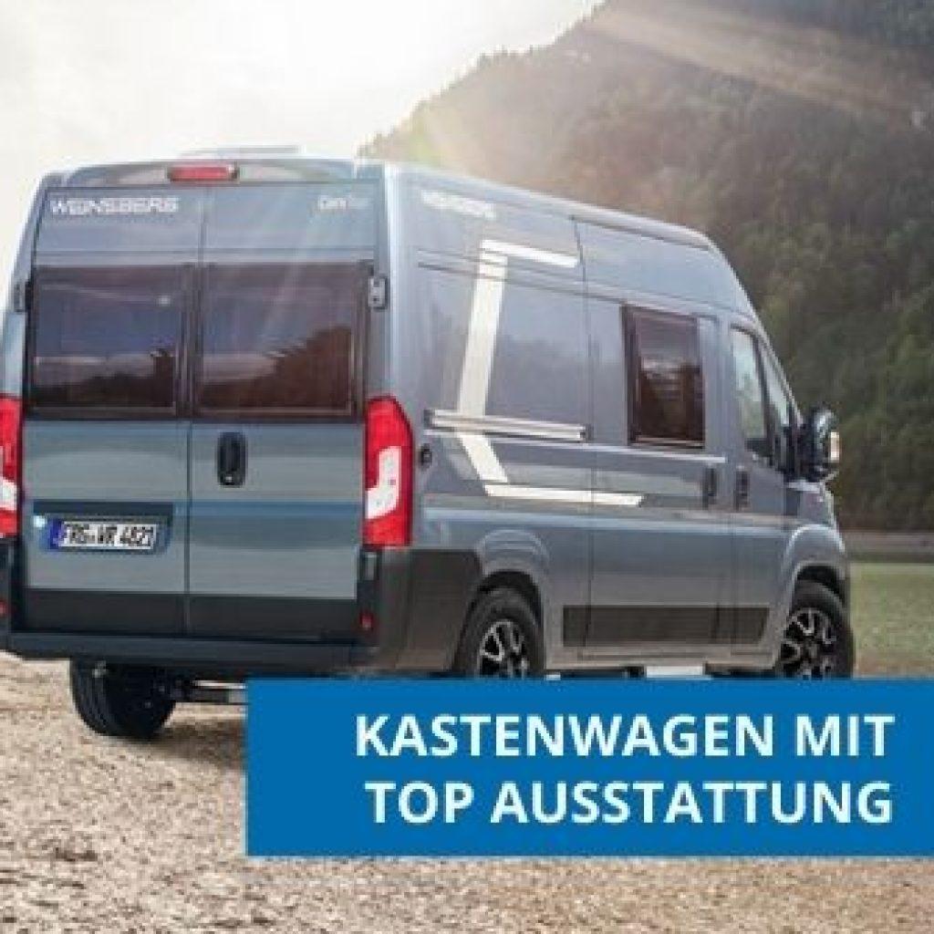 Kastenwagen Gotha