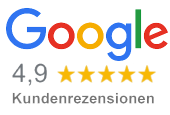 Appartement On Tour - Google Bewertung