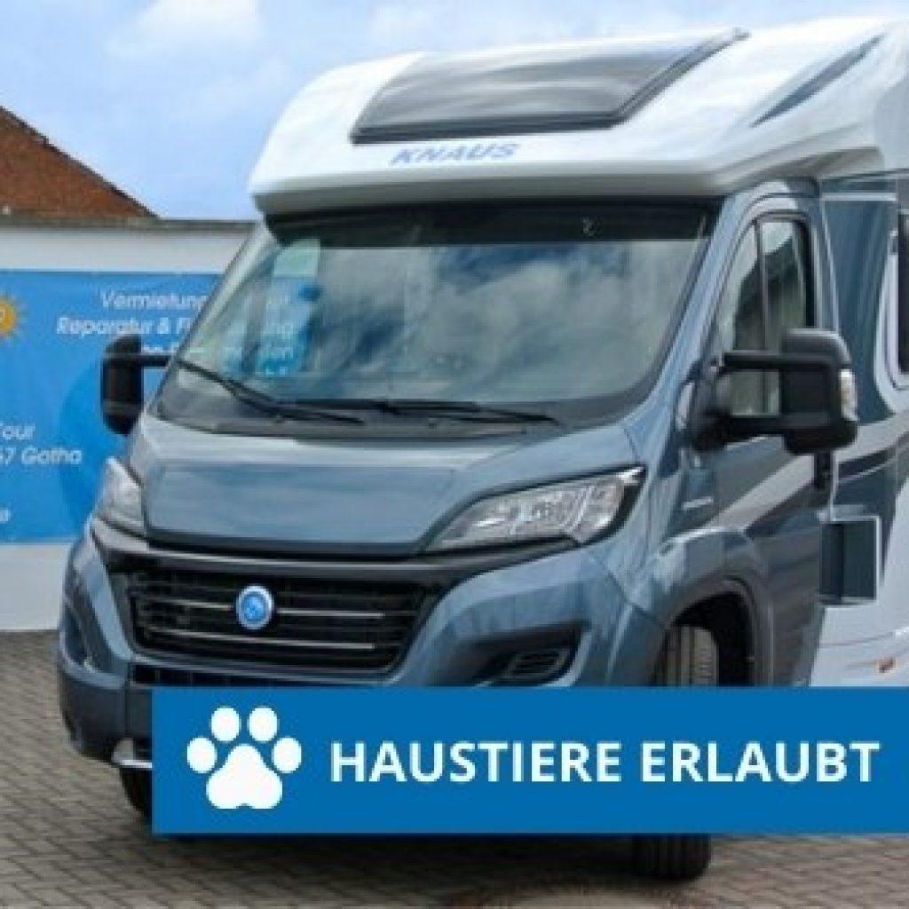 Reisen mit Hund - ab Gotha bei APPARTEMENT ON TOUR möglich